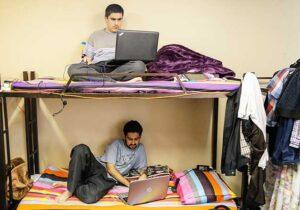 خوابگاه های دانشگاه ارومیه از ۱۸ اردیبهشت دایر است